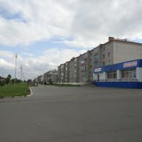 Ялуторовск, улица Новикова, Ялуторовск