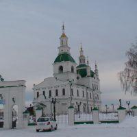 Ялуторовск. Сретенский собор., Ялуторовск