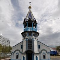 Church of Intercession of the Theotokos in Megion, Мегион