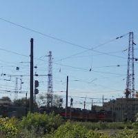 Пункт технического обслуживания локомотивов на стыковой станции Балезино, Балезино