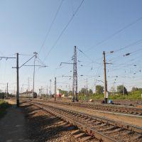 Станция Балезино, Балезино