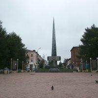 Аллея Славы в Воткинске, Воткинск