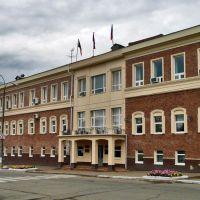 Здание воткинской администрации, Воткинск