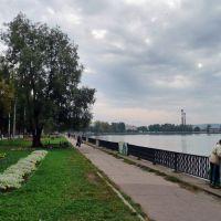 Набережная - улица Мира, Воткинск