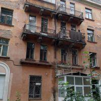 Балкончики дома 13, Воткинск