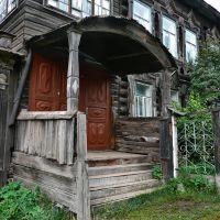 Старое крыльцо, Володарского, 5, Воткинск