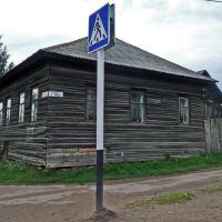 угловой дом на ул. Ленина, Воткинск