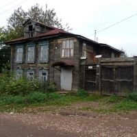 Ул. Робеспьера, 21, Воткинск