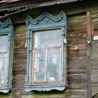 Наличники с кистями, Воткинск