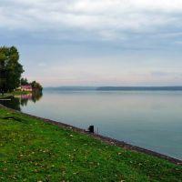 Воткинский пруд, Воткинск