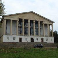 Дворец культуры Воткинска., Воткинск