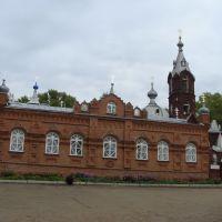 Спаса-Преображенская церквь, Воткинск