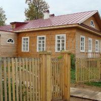 Усадьба Чайковского, Воткинск