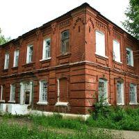 Старое здание, Глазов