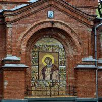 Алтарная часть часовни Александра Невского, Глазов