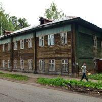 ул. Первомайская, 26, бывшая улица Кругло-Вознесенская (до 1920 г.), Глазов
