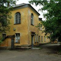 Корпуса больницы на ул. Кирова, Глазов