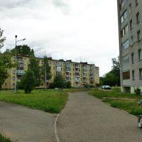 В районе улицы Чепецкой, Глазов