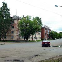 улица Короленко (до 1923 года Мясницкая), Глазов