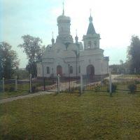 Церковь в Дебесах, Дебесы