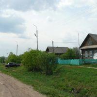 Село Дебесы, улица Советская. Наш дом. Когда-то был наш..., Дебесы