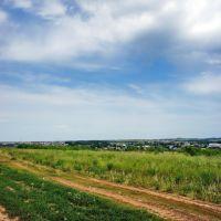 Панорама села Завьялово, Завьялово