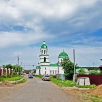 Храм Святителя Николая Чудотворца, Завьялово