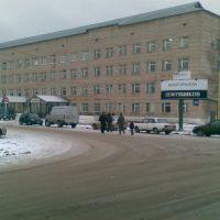 Здание городской поликлиники., Игра