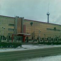 Здание НГДУ, Игра