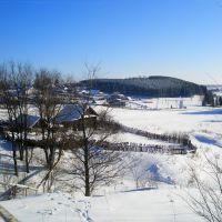 Russian landscape, Игра