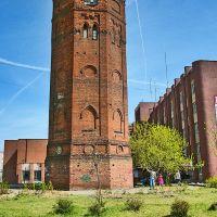 Первая ижевская водонапорная башня 1915 г., Ижевск