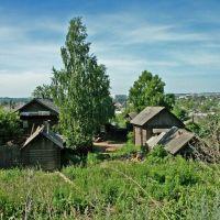 Переулок Ботеневский, Ижевск