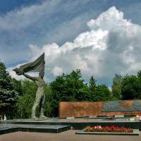 Монумент боевой славы и Вечный огонь, Ижевск