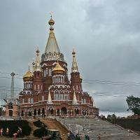 Завершение строительства собора в Ижевске, Ижевск