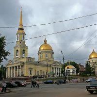 Собор Александра Невского в Ижевске, Ижевск