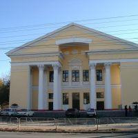 Кинотеатр Дружба (1955 г.), г. Ижевск, ул. Советская, 12а, Ижевск