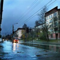 г. Ижевск, ул. Советская. 14 октября 2007 года 18.21РМ, Ижевск