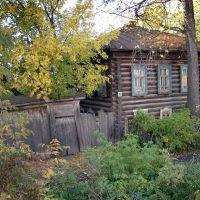 Когда-то этот дом стоял на ул. Красноармейской. г. Ижевск, Ижевск