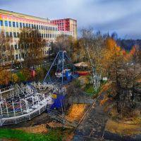 Парк им. М. Горького. г. Ижевск. 22 октября 2007 года, Ижевск