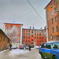 Дворик на улице Советской, Ижевск