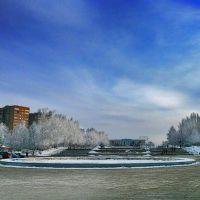 Центральная площадь, Ижевск