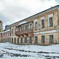 Генеральский дом, ул. М. Горького, 75, Ижевск