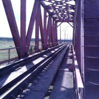 Камбарский ЖД мост, Камбарка