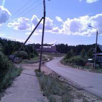 Камбарская дорога ул. Нагорная, Камбарка