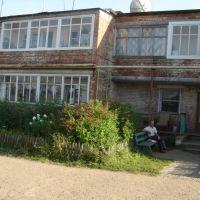 жилой дом в больничном городке, Кез