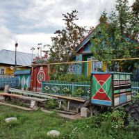 Дом Чапаева, Кизнер