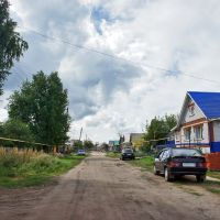 Улица Чапаева., Кизнер