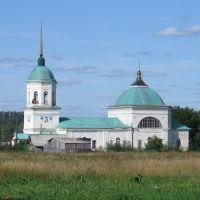 Храм Святого Николая Чудотворца в Данилово, Киясово