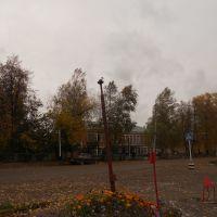 Центр села, Красногорское