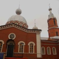 Церковь, Красногорское
